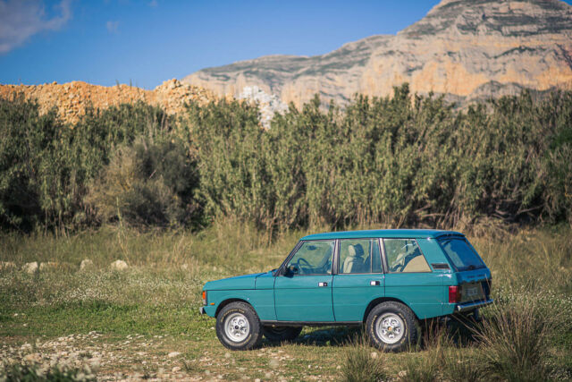 1993 Land Rover Range Rover Classic With 200tdi And 5 Manual Guide