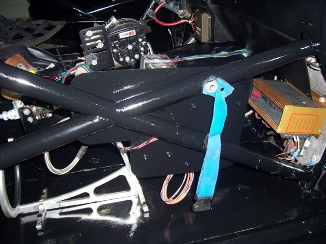 1993 mustang all fiber glass tube chassis drag car - Classic 1993