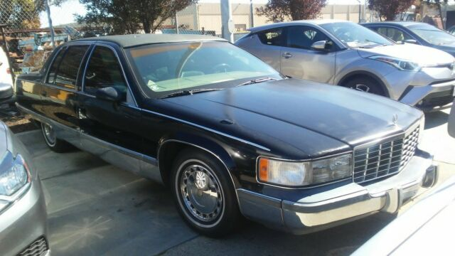 1994 CADILLAC ARMORED body bulletproof - 000 - Classic 1994