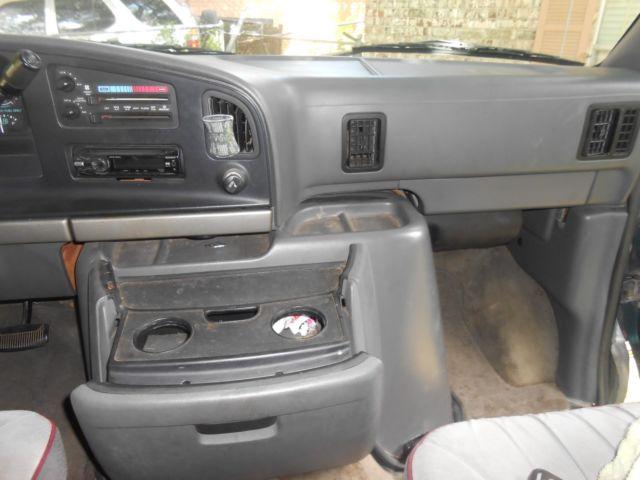 1994 Ford E-350 Econoline Club Wagon Custom Passenger Van 3