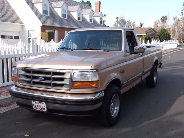 1994 Ford F150 XLT 302 V8 5.0 Engine with extremely low ...