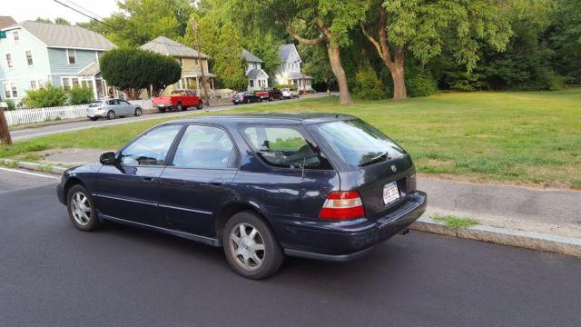 1994 Honda Accord Wagon Ex