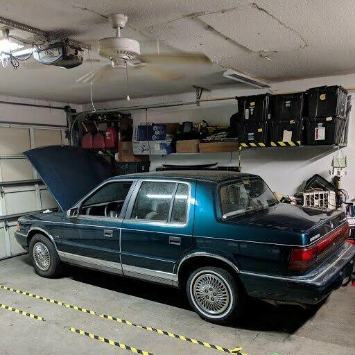 Classic 1994 Chrysler LeBaron