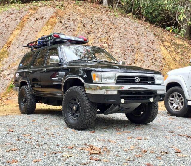 Used Toyota 4 Runner: 1994 Toyota 4Runner 4x4 Manual.