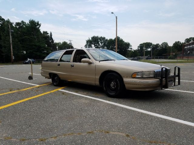 1995 Caprice 1A2 Police Package Wagon - Classic 1995