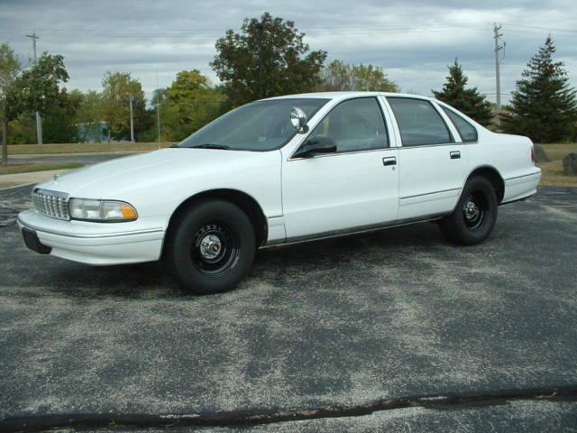 1995 Chevrolet Caprice Classic 4-dr 9C1 Police Pkg  69K mi  no