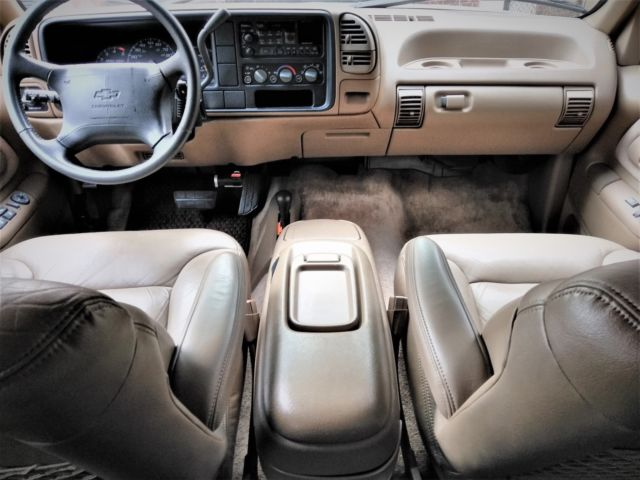 1995 chevrolet suburban 2500 towing capacity