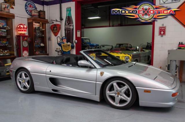 1995 Ferrari F355 Spider Convertible Classic 1995 Ferrari F355