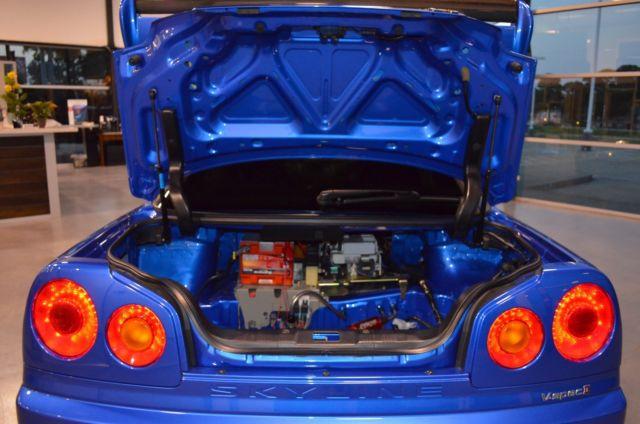 2001 Nissan GTR R34 V-SPEC II LIKE NEW 1000HP - Classic 1980 Nissan