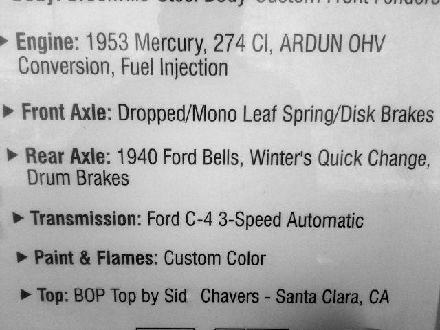 32 Ardun flathead hot rod highboy - Classic 1932 Ford