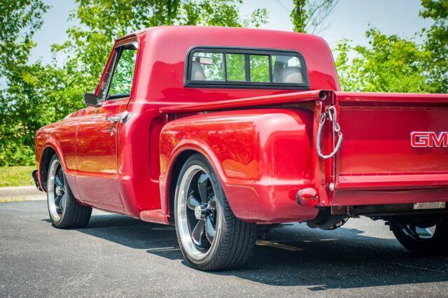 350 1967 GMC C10 Truck 350 th350 - Classic 1967 GMC C10 for sale