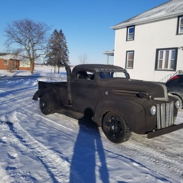 46 ford rat rod cummins - Classic 1946 Ford Other Pickups for sale