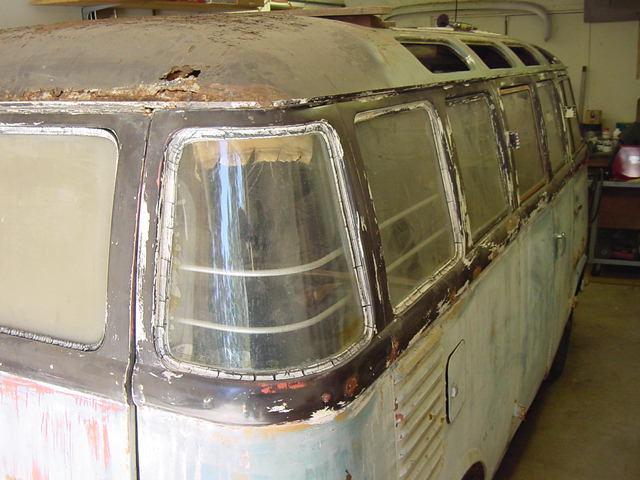 57 Vw Deluxe Microbus 23 Window Classic 1957 Volkswagen Bus