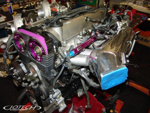 6 Speed, Targa Top, Single Turbo, LHD, Getrag, 2JZ-GTE
