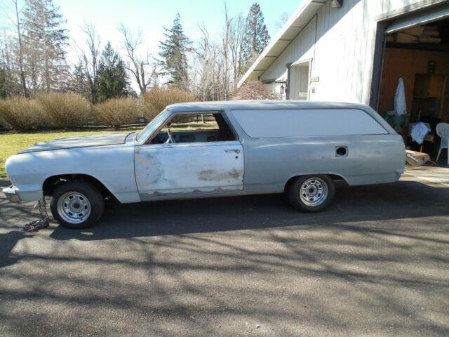 64 Chevelle 2 Door Wagon  8