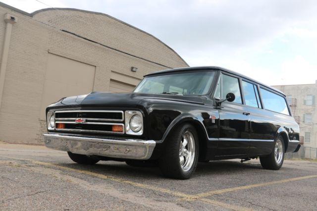 67 SUBURBAN 3 DOOR - Classic 1967 Chevrolet Suburban for sale