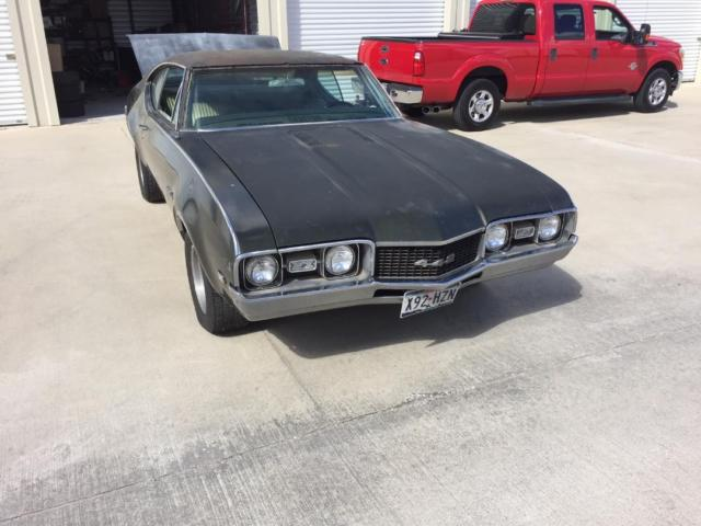 68 Olds 442 Garage find gem! - Classic 1968 Oldsmobile 442