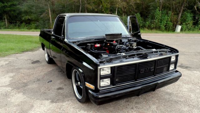 85 C-10 CHEVY TRUCK 602HP 383 BRODIX BLOWN 3 4 WHIPPLE SUPERCHARGER