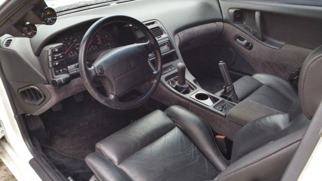 92 Nissan 300ZX Twin Turbo - brand new 500hp build - Classic 1992