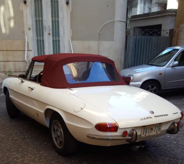 Alfaromeo Duetto 1750 Round Tail