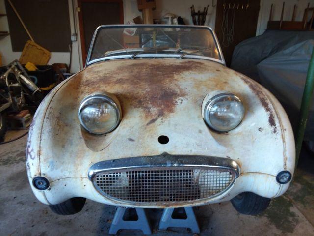 Austin Healey Bugeye - Frogeye Sprite for restoration 1958 / 1959