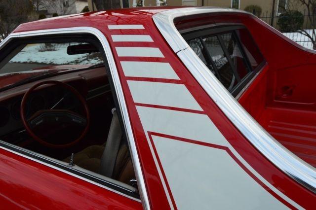 BEAUTIFUL VERY RARE 351M V8 1979 FORD RANCHERO GT - Classic
