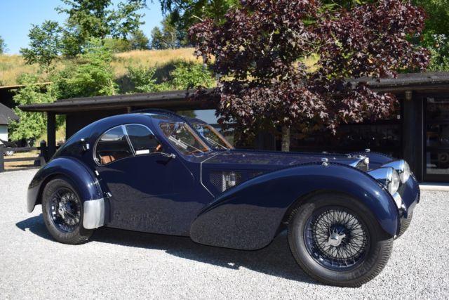 bugatti type 57 sc atlantic 1937 38 koux recreation classic 1938 bugatti type 57sc for sale. Black Bedroom Furniture Sets. Home Design Ideas