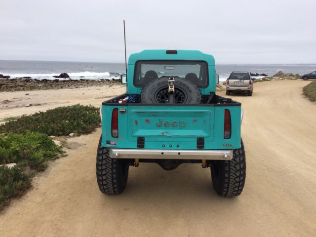 Aev Jeep For Sale >> Built Jeep BRUTE Pickup Truck Conversion Wrangler 4x4 jk8 jk fj40 4.0 Engine - Classic 1900 Jeep ...