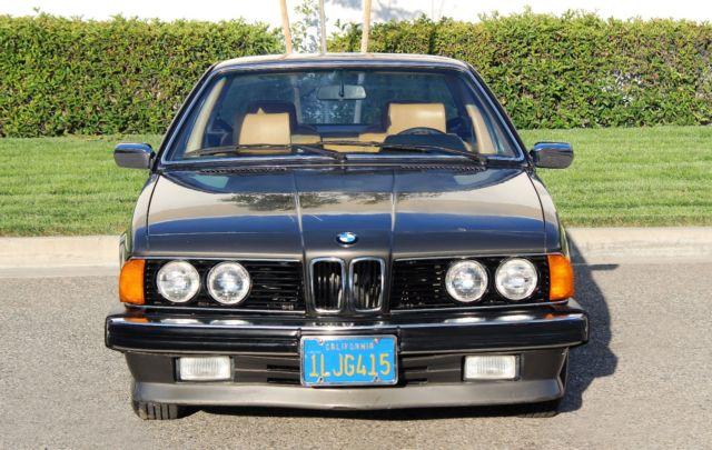 California Car, 1977 BMW 630 CSI E24 (Series 1) 100% Rust ...
