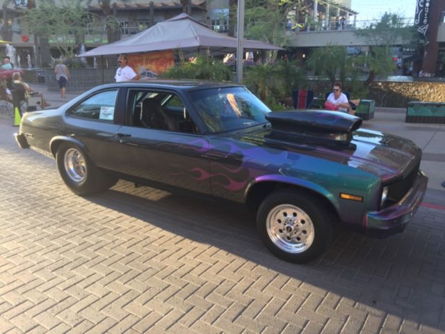 Chevrolet Nova Muscle Cars Classic 1979 Chevrolet Nova Pro Street