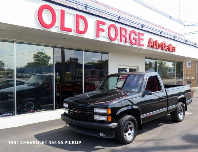 chevy 1500 454 ss short bed truck - Classic 1991 Chevrolet Other