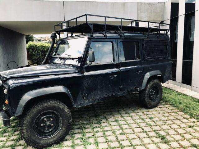 CLASSIC Land Rover DEFENDER 110 STATION WAGON 1987 GASOLINE