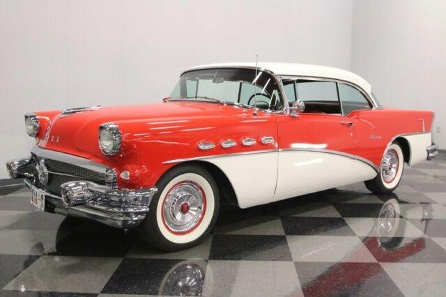 Classic vintage original Buick Nailhead - Classic 1956 Buick Century