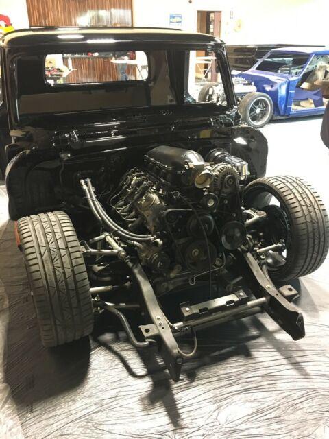 Custom Resto-Mod 66 C10 LS motor, accuair, AC, Porterbuilt