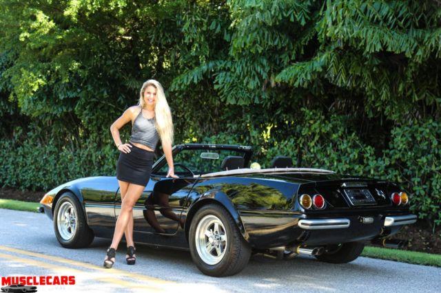 Image Result For Ferrari Daytona Convertible For Sale