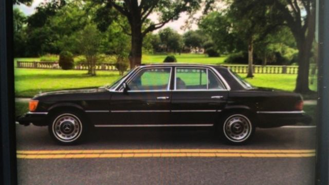 Ebay motors cars and trucks classic 1975 mercedes benz s for Ebay motors sell car