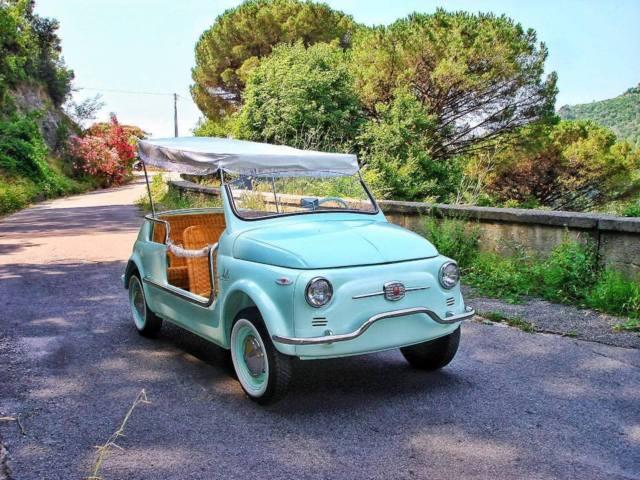 Fiat 500 Replica Spiaggina Classic 1960 Fiat 500 For Sale