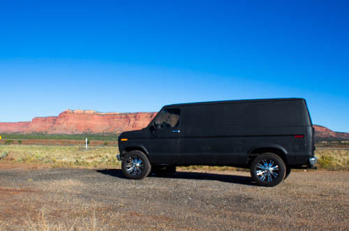 ford e350 van - Classic 1989 Ford E-Series Van for sale