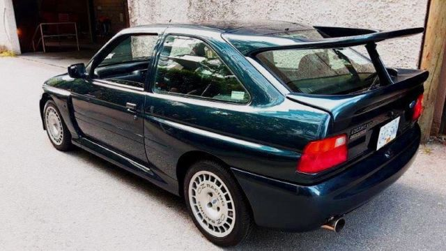 Ford Escort RS Cosworth from UK - Classic 1992 Ford Escort