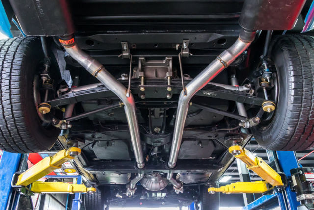 Frame Off Restored! GM Crate 502ci V8, Muncie 4-Speed, PS, PB