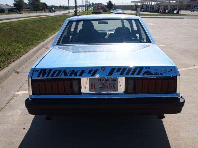 Gas Monkey Garage Chrome Drift Car Classic 1978 Ford Fairmount For