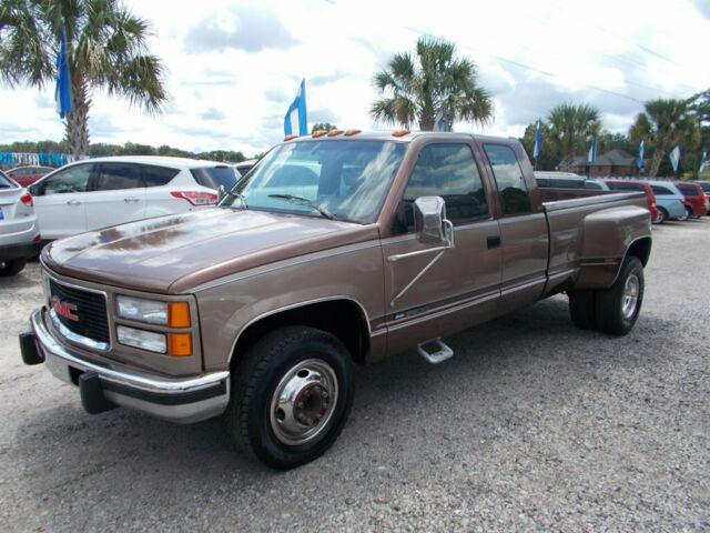 GMC C/K3500 Gold with 193,076 Miles, for sale! - Classic