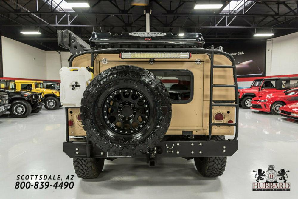 Hummer H1, Duramax Diesel, Allison Trans, Fully Custom