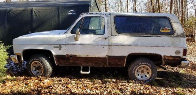 k5 blazer 1982 - Classic 1982 Chevrolet Blazer for sale