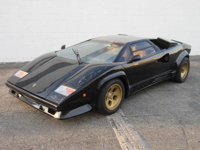 Lamborghini Countach 5000S Prova Replica California Lamborghini Title Looks  Real