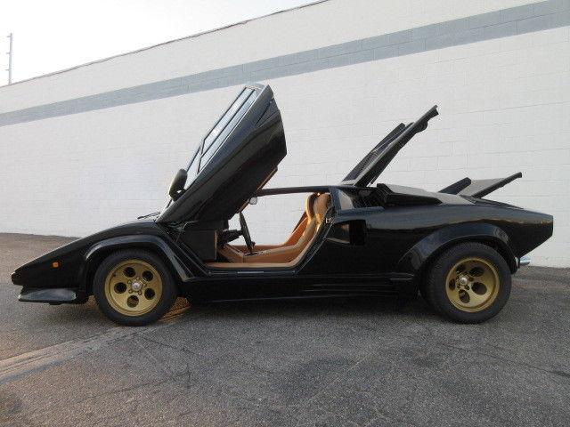 Lamborghini Countach 5000s Prova Replica California Lamborghini