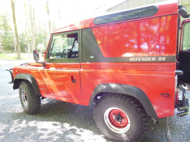 Land Rover 1969 Series 2a    Custom    Defender 88