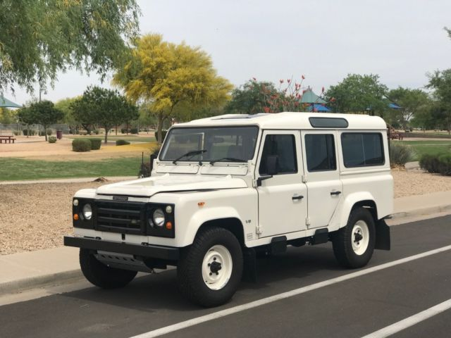land rover defender 110 1988 rhd 3 5 v8 dual carb manual 5 rh mfpclassiccars com Defender Rover Land Worksv8 land rover defender v8 workshop manual