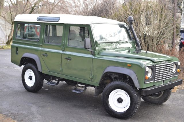 Land Rover Defender 110 300tdi Classic 1990 Land Rover