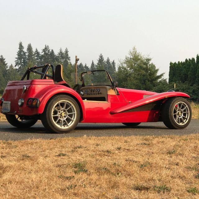 Lotus Super 7 Lotus Seven (1996 Westfield SEi)